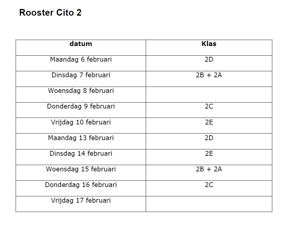 rooster CITO-2